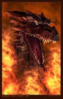 Dragon Fire IV by IzaLoozer