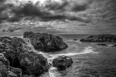 Dark sea 3 by tooldissectional