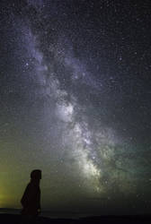 Milky way by tooldissectional