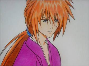 Kenshin by Amrinalc