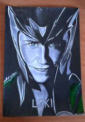 Loki by Amrinalc