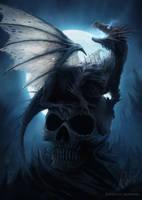 Dragon by RaymondMinnaar