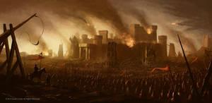 Avalon Lords - Castle Siege by RaymondMinnaar