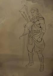 Highlanders by RaymondMinnaar