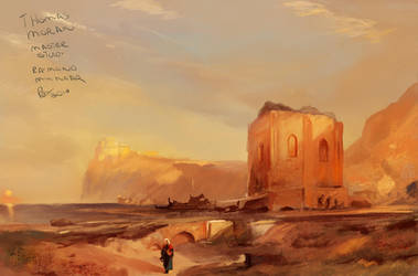 Master study by RaymondMinnaar