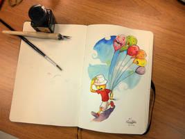 Baloons by tintanaveia
