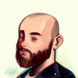 Self Portrait by tintanaveia