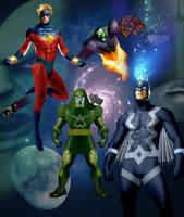 Kree-Skrull Legacy by Gene-Mederos