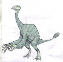 Grabbysaurus by okavango