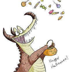 HAPPY HALLOWEEN by okavango
