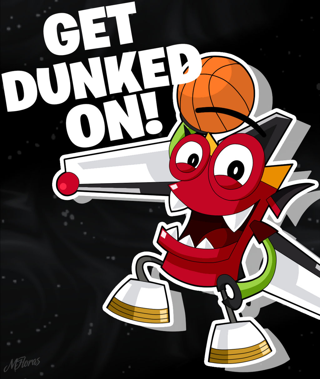 Get Dunked On! By MFloras On DeviantArt