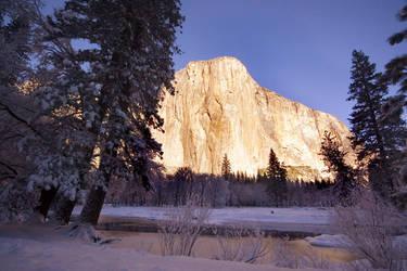 Yosemite Winter 2009 10 by ECaputo