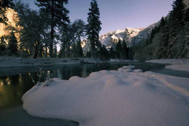 Yosemite Winter 2009 14 by ECaputo