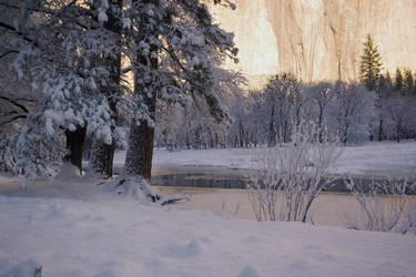 Yosemite Winter 2009 15 by ECaputo