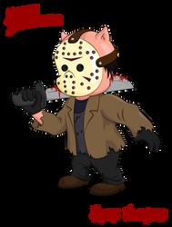 Jason Voorhees | Merrie Murderers #02 by DonTedesco