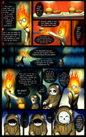 Reminiscence: Undertale Fan Comic Pg. 9 by Smudgeandfrank
