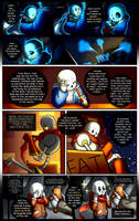 Reminiscence: Undertale Fan Comic Pg. 17 by Smudgeandfrank
