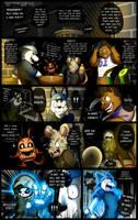 Reminiscence: Undertale Fan Comic Pg. 20 by Smudgeandfrank