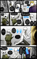Reminiscence: Undertale Fan Comic Pg. 29 by Smudgeandfrank