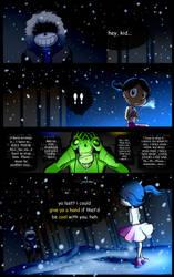 Reminiscence: Undertale Fan Comic Pg. 36 by Smudgeandfrank