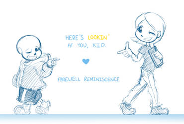 Farewell Reminiscence (Thank You) by Smudgeandfrank