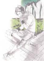Suguro Ryuji by Roumea