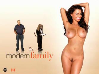 Sofia Vergara - Modern Family by AgentFaux