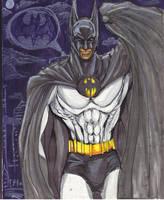 batman art by mechaguy