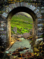 door to ireland by dresdenblue