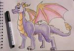 Spyro by WichitaColumbus
