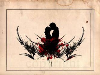 Wallpaper: If Love is in e air by khai87