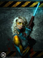 Danger girl by GRAPHICSOUL