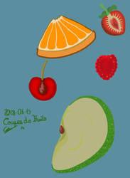 2018-06-15 - Coupes de Fruits by carbonacat