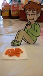 Edd Paperchild by ChibiAsh07