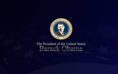 President Obama by michaelmknight