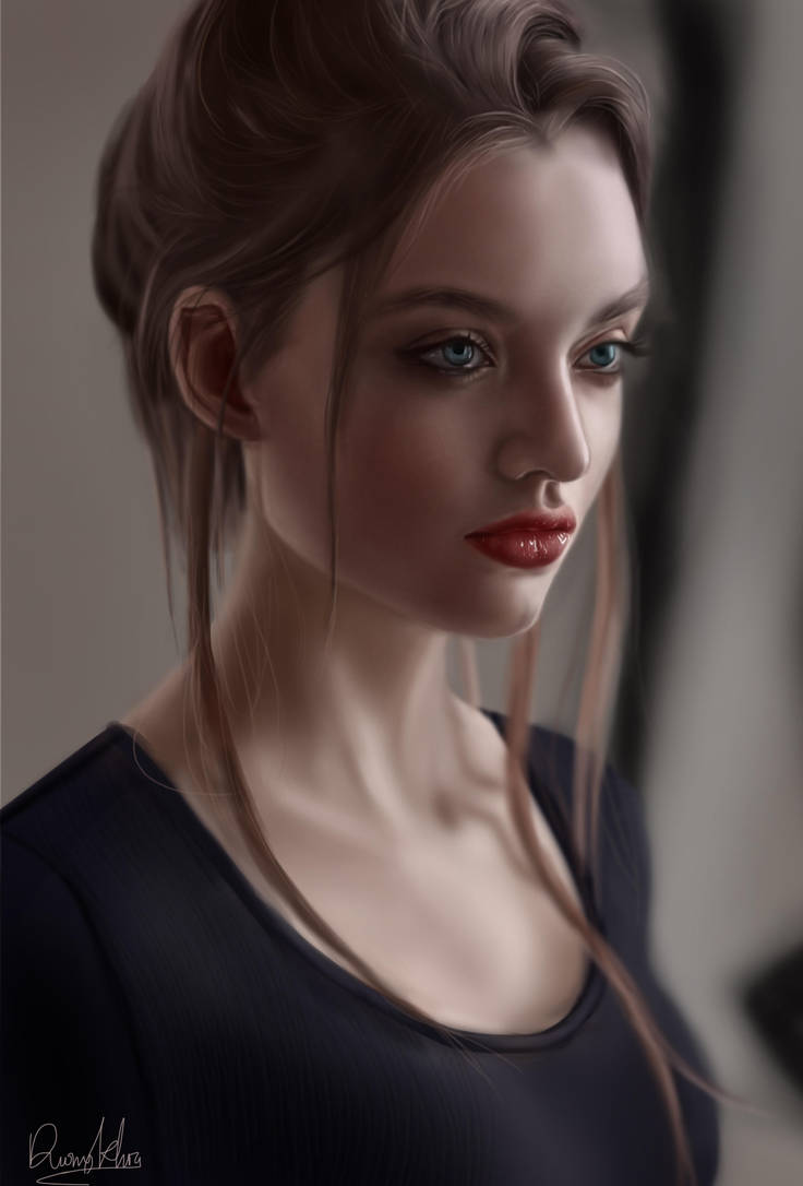 Portrait by saomaket96
