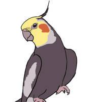 Talisen - A moron in feathers by kitsunesakurano