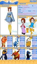 BFOI - Abby and team by kitsunesakurano