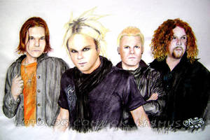 The Rasmus 3 by Kissa-TR