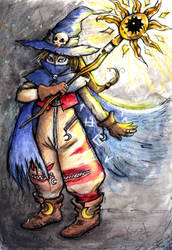 Wizardmon by Kissa-TR