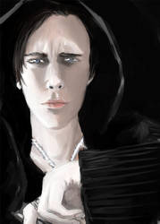 Trey 2k16 Self Portrait by Treyzuka