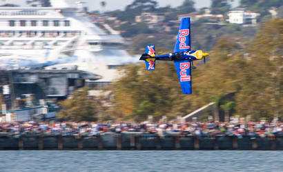 Red Bull Air Race 1 by HippySpawn