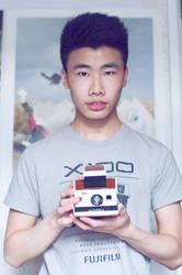Self Portrait by Lkt95