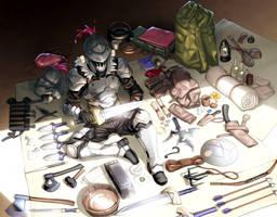 Goblin Slayer Army Full by Rwero