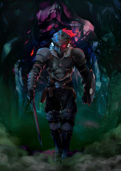Goblin Slayer by Rwero