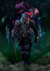 Goblin Slayer by Rwero