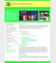 HarcourtPublicSchool by rotaris