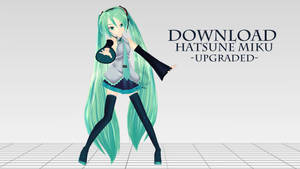 Texture Miku -Download- by NoUsernameIncluded