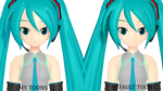 - MMD DL - NUIC's Toons by NoUsernameIncluded
