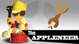 Appleneer (Wallpaper) by TheAljavis